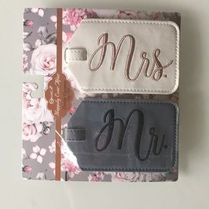 Luggage Tags Newlyweds